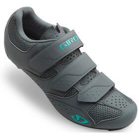 Giro Techne Shoes Women titanium/glacier